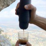 מכונת קפה לשטח Wacaco Minipresso